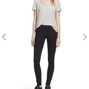 Rag and bone black leggings size 25